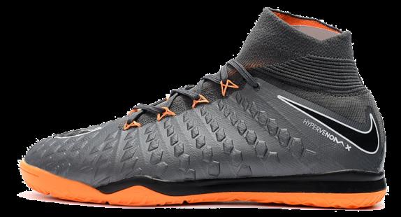 Nike HYPERVENOMX PROXIMO II DF IN 2018 Серые